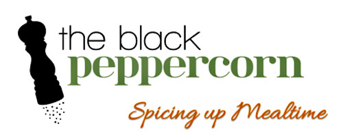 the black peppercorn